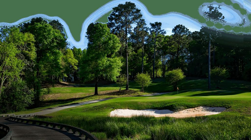 Golf scenes